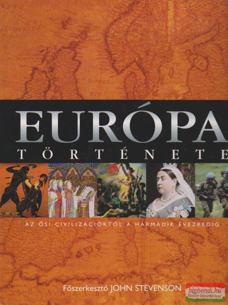 Európa története - Az ősi civilizációktól a harmadik évezredig