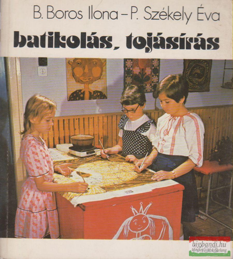 Batikolás, tojásírás