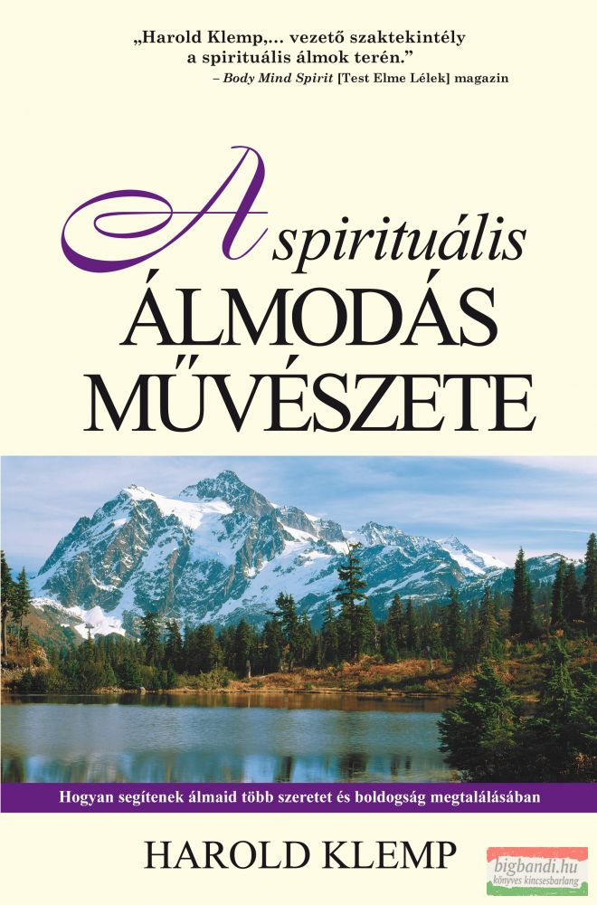 A spirituális álmodás művészete