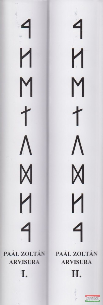 Paál Zoltán - Arvisura I-II. kötet