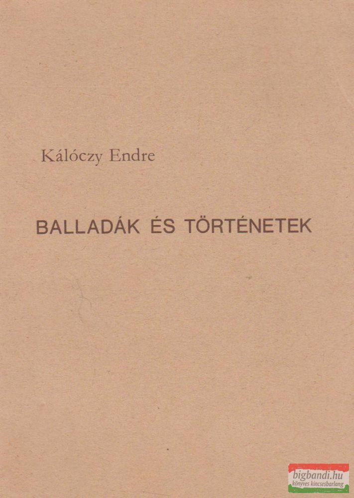 Balladák és történetek