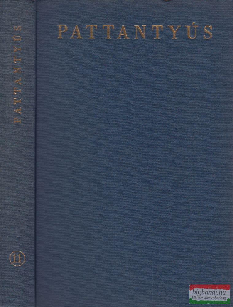 Pattantyús gépész- és villamosmérnökök kézikönyve 11.