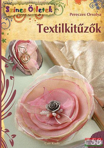Textilkitűzők