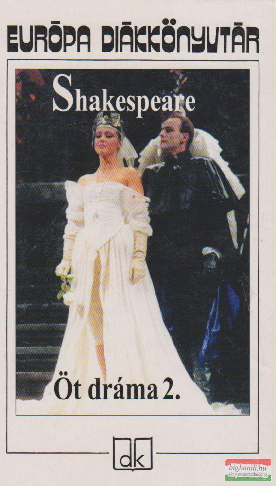 Öt dráma 2. - III. Richárd /Ahogy tetszik / Othello, a velencei mór / Lear király / Vihar