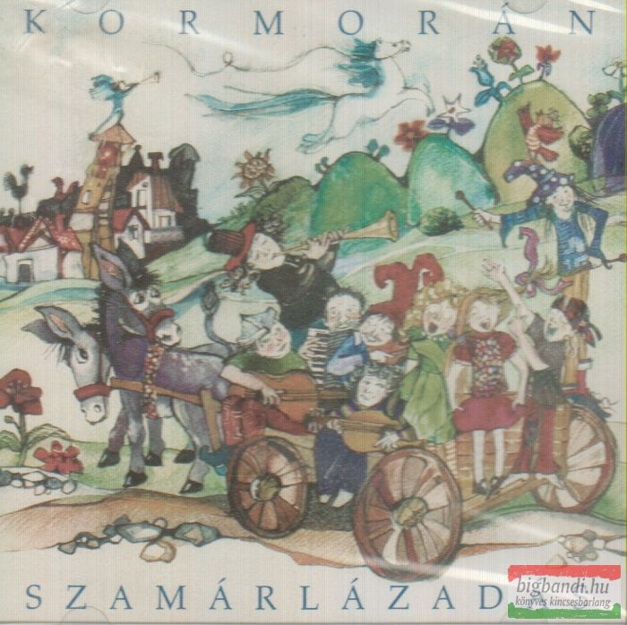 Kormorán - Szamárlázadás CD