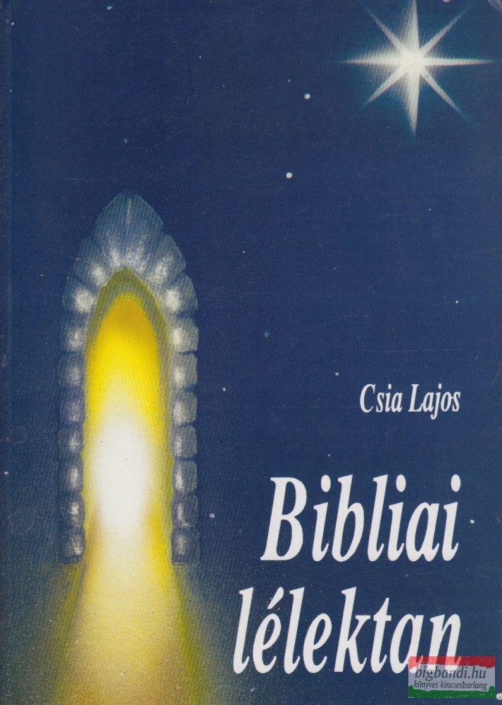 Bibliai lélektan