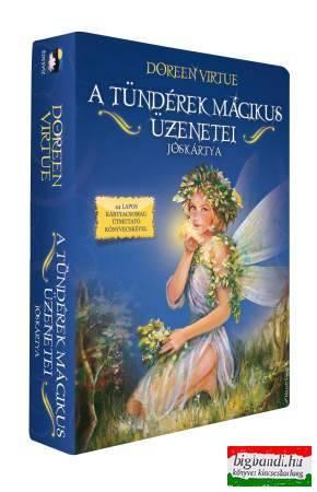 Doreen Virtue - A tündérek mágikus üzenetei jóskártya