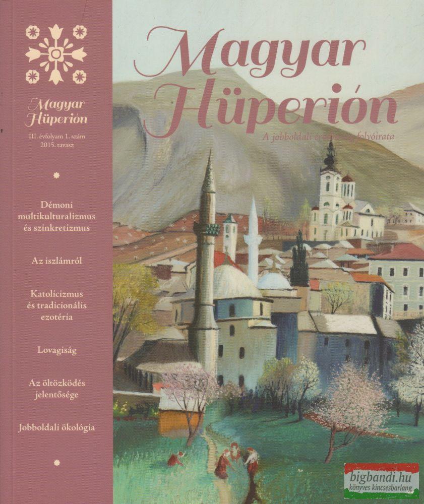 Magyar Hüperion III. évf. 1. szám