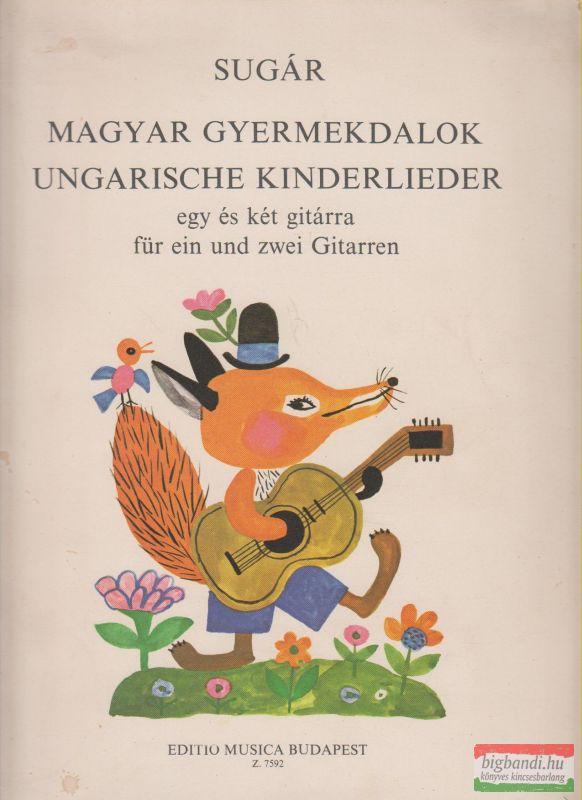 Magyar gyermekdalok
