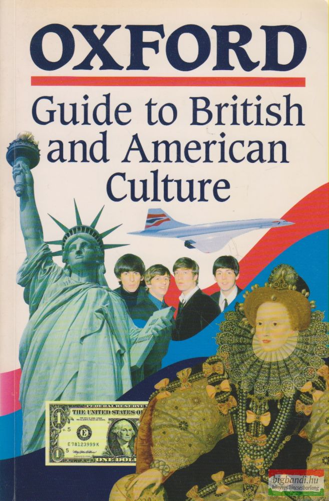 Jonathan Crowther szerk. - Oxford Guide to British and American Culture