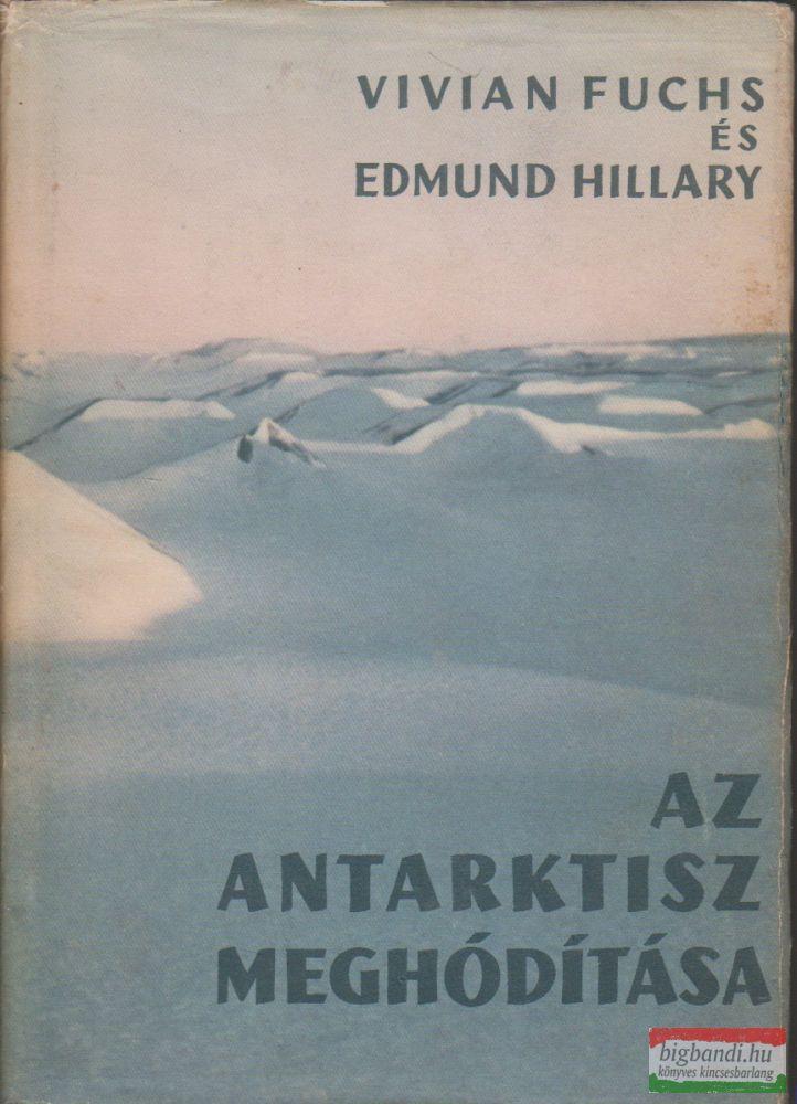 Az Antarktisz meghódítása