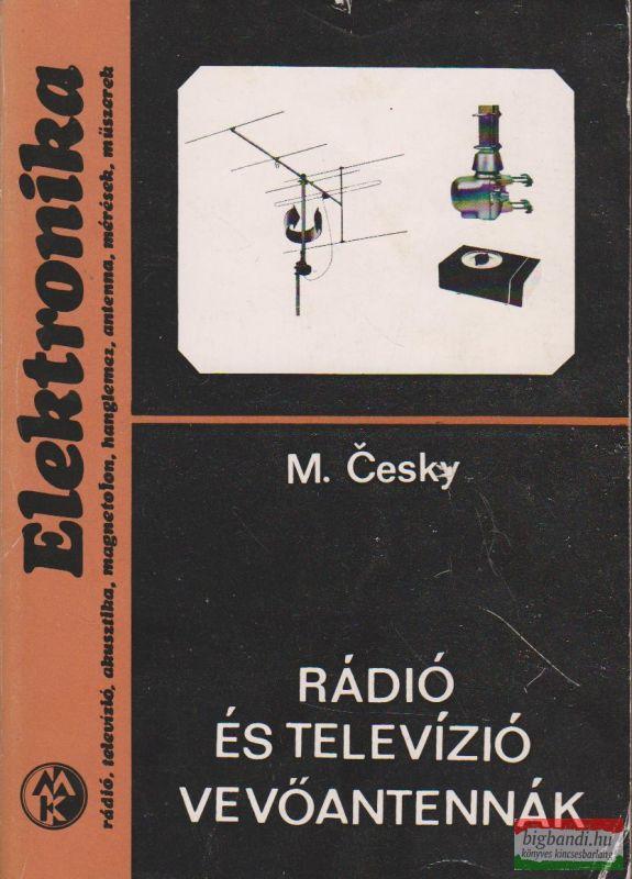 Rádió és televízió vevőantennák