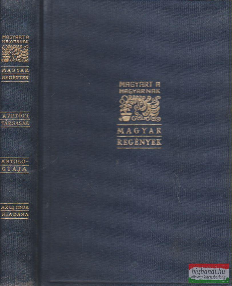 A Petőfi Társaság antológiája