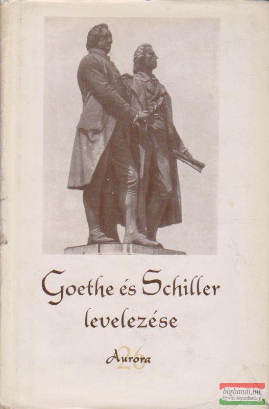 Goethe és Schiller levelezése