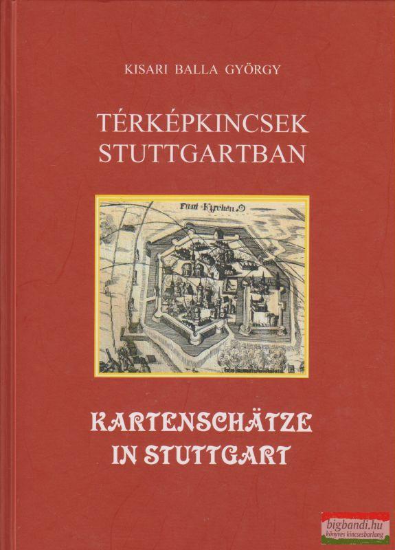 Térképkincsek Stuttgartban