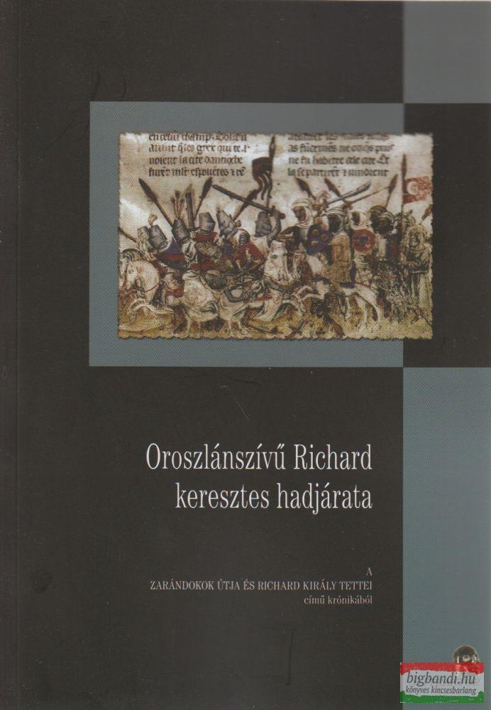 Oroszlánszívű Richard keresztes hadjárata