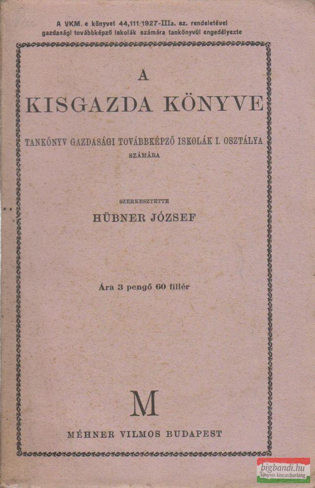 A kisgazda könyve
