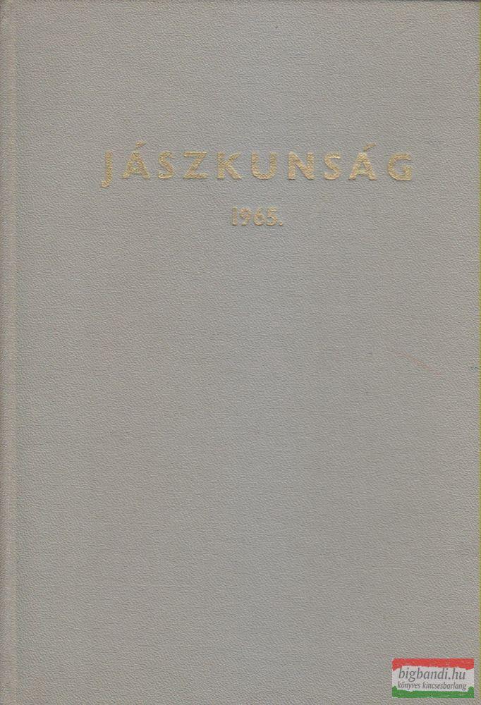 Jászkunság 1965/1-4.