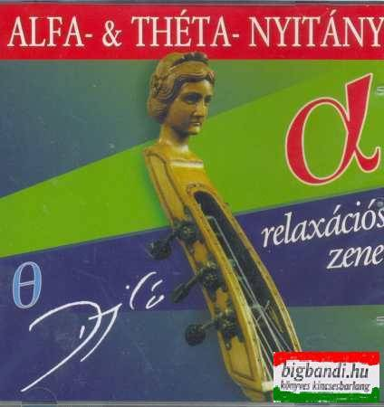 Alfa- és théta-nyitány CD