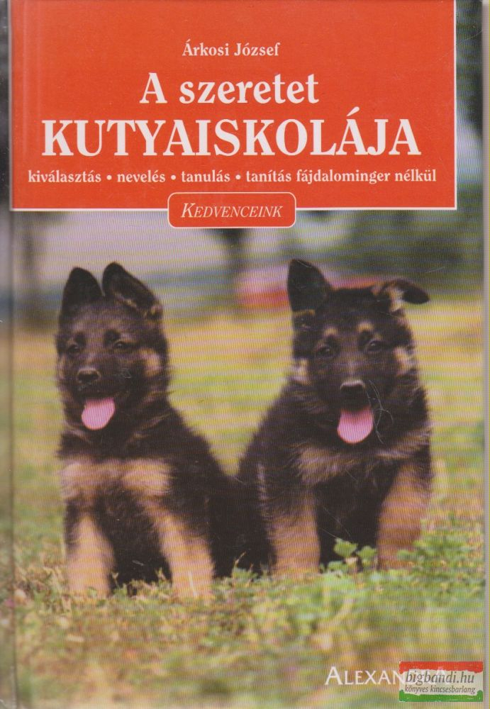 A szeretet kutyaiskolája