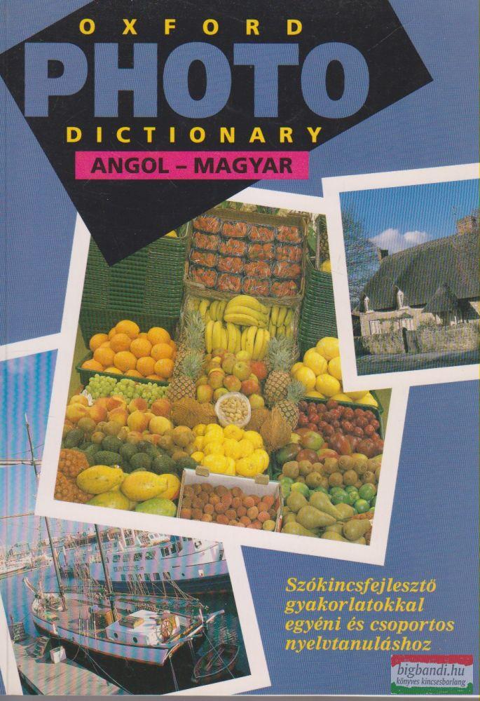 Oxford Photo Dictionary - Angol-magyar