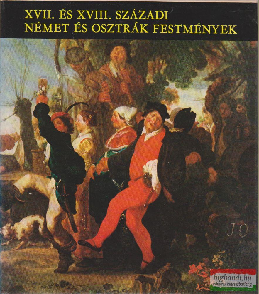 Mojzer Miklós - XVII. és XVIII. századi német és osztrák festmények