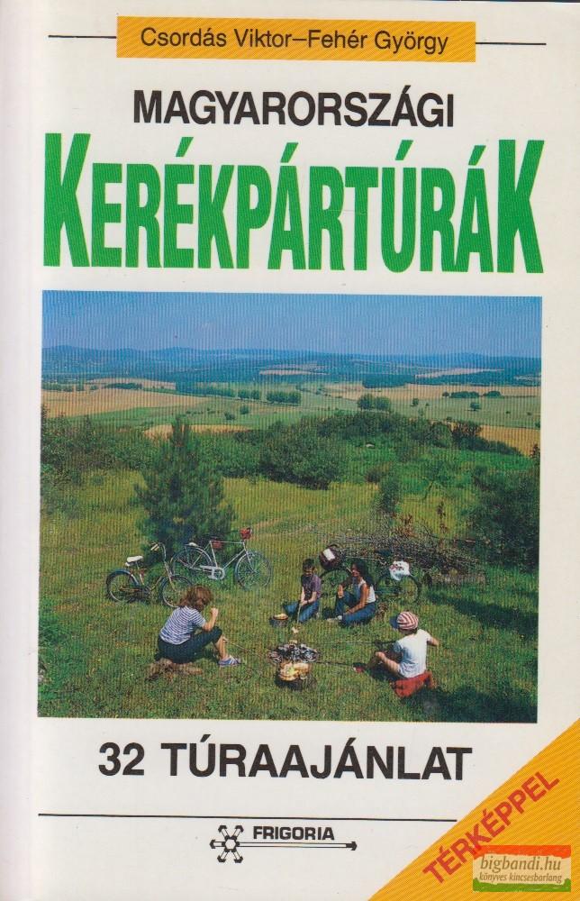 Magyarországi kerékpártúrák