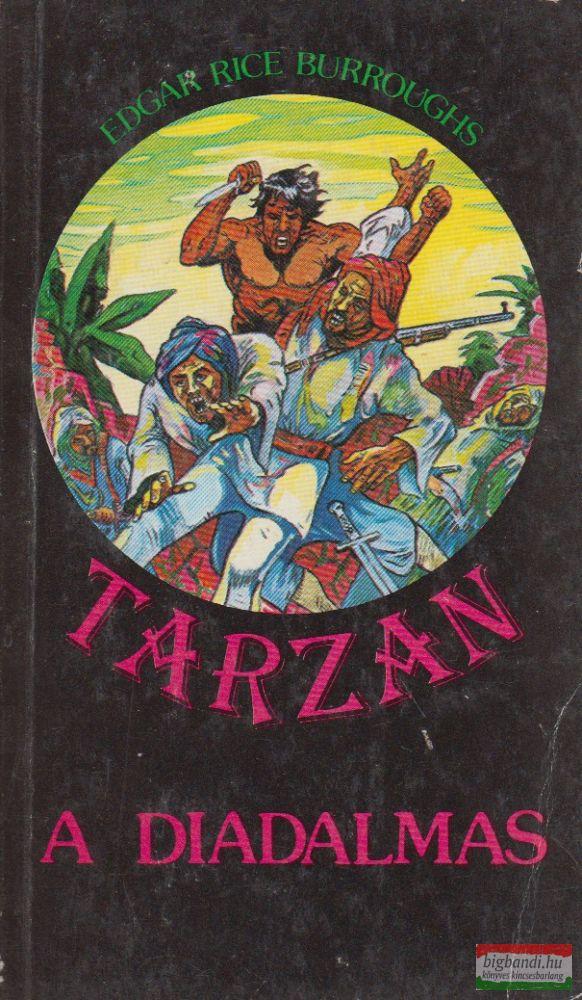 Edgar Rice Burroughs - Tarzan a diadalmas