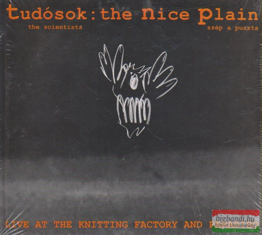 Tudósok: The Nice Plain CD