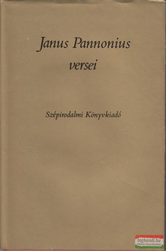 Janus Pannonius versei