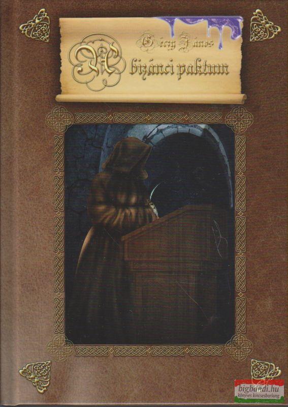 Géczy János - A bizánci paktum