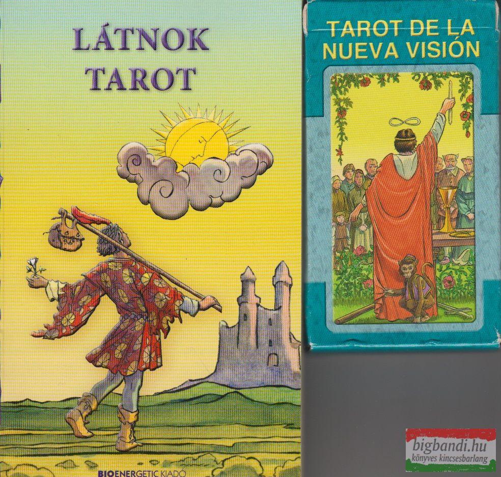 Látnok tarot (Kártya + könyv)