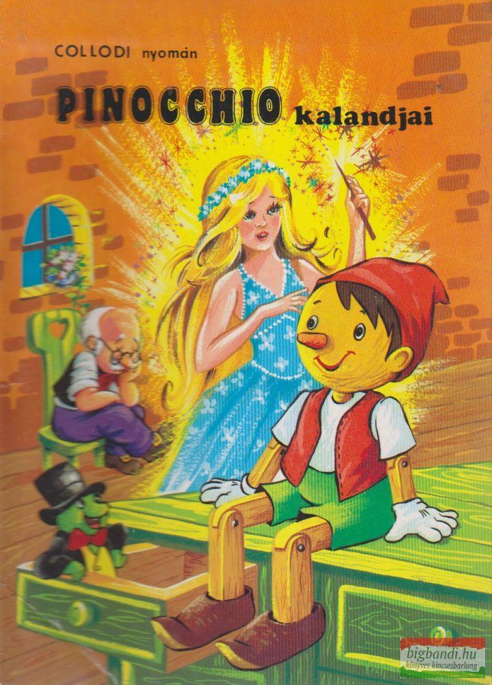 Collodi nyomán - Pinocchio kalandjai (3D)