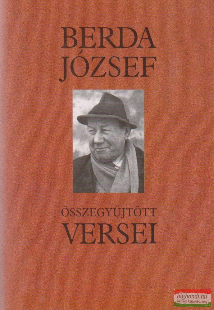 Berda József összegyűjtött versei