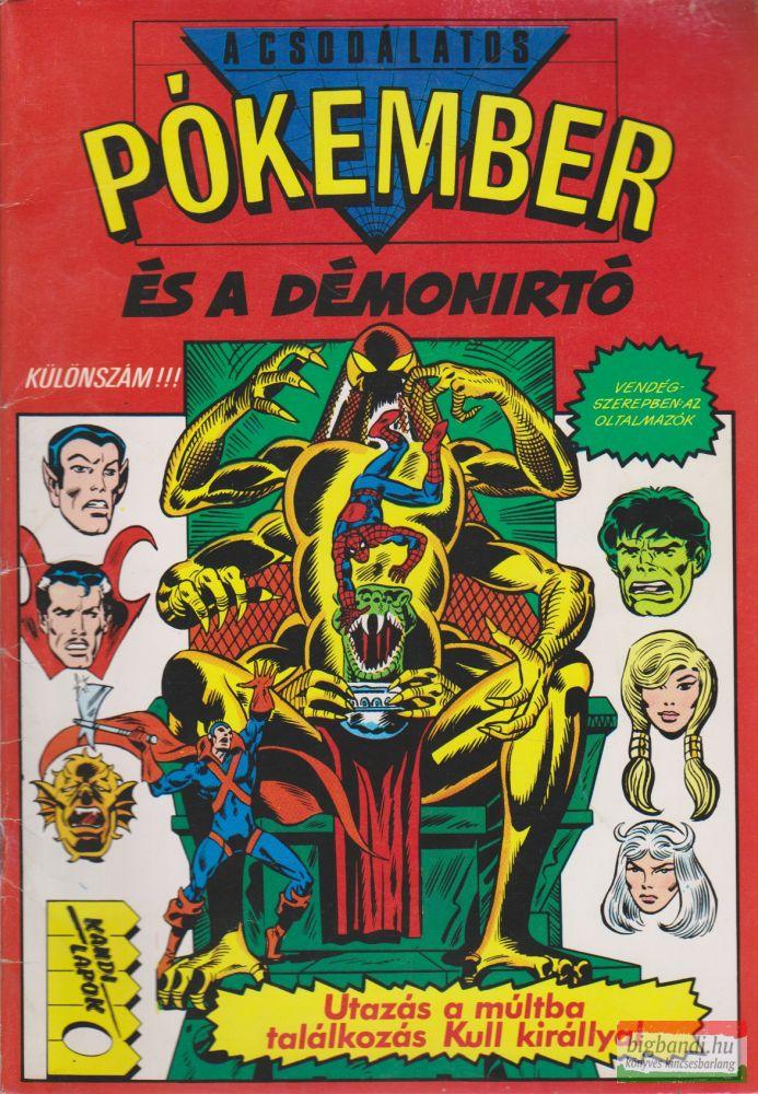A csodálatos pókember és a démonirtó