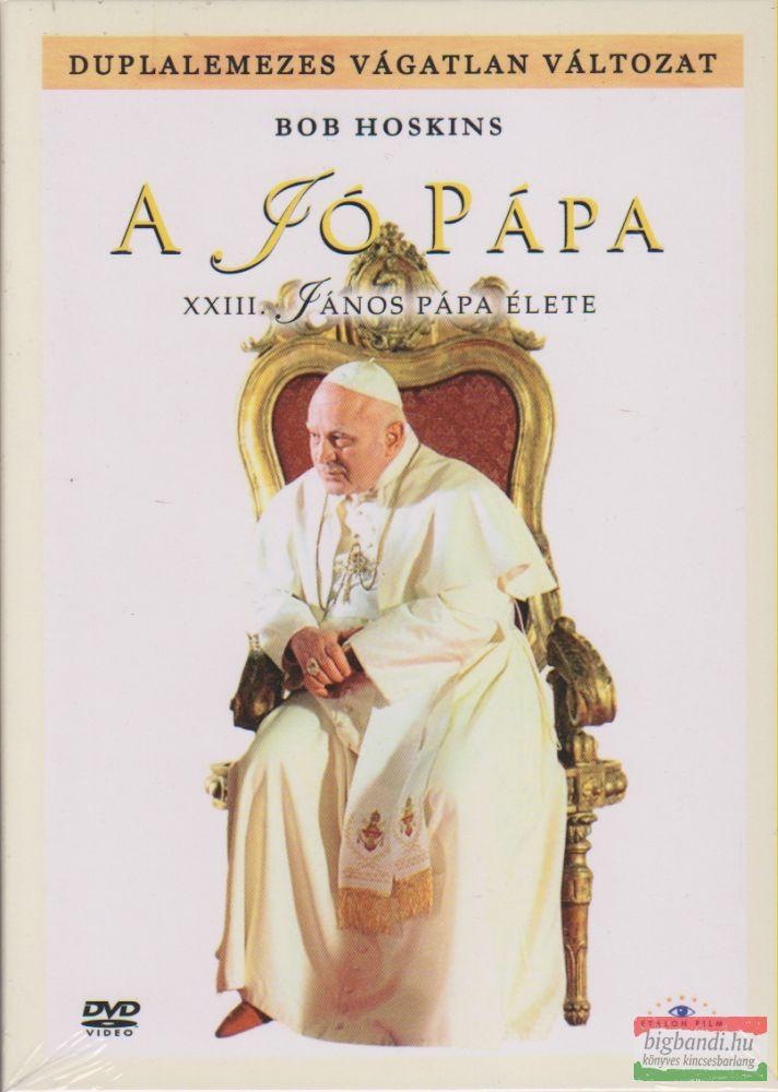 A jó pápa I-II. -XXIII. János pápa élete DVD