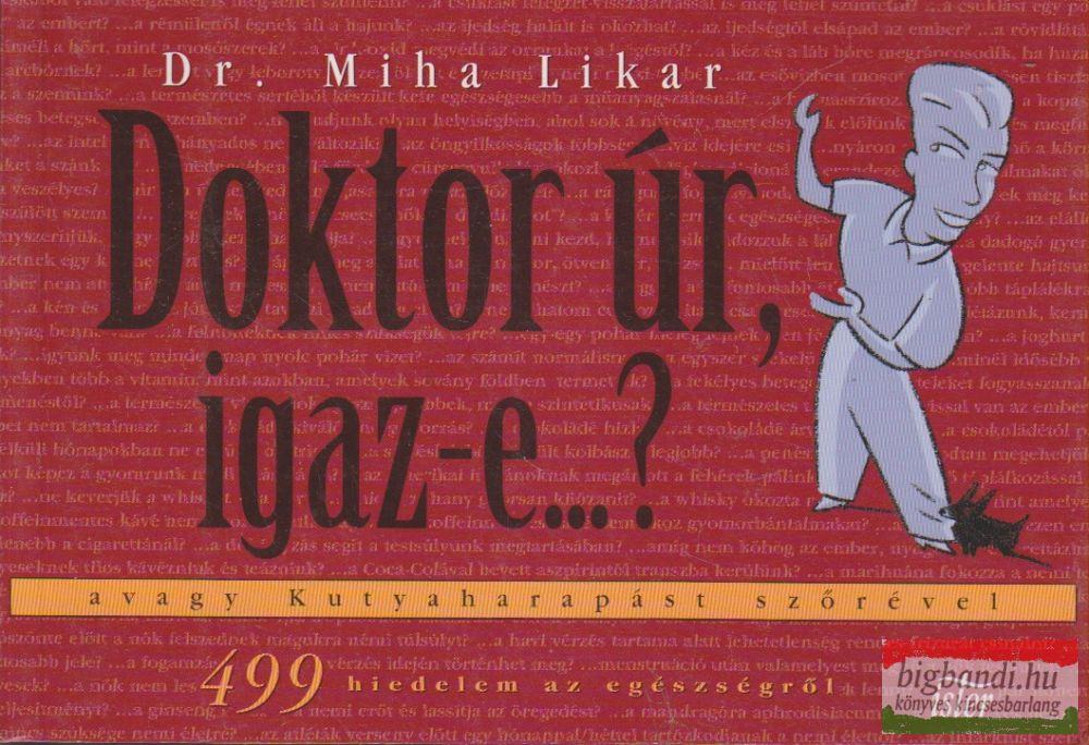 Dr. Miha Likar