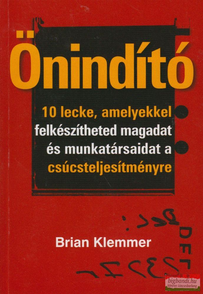 Brian Klemmer - Önindító