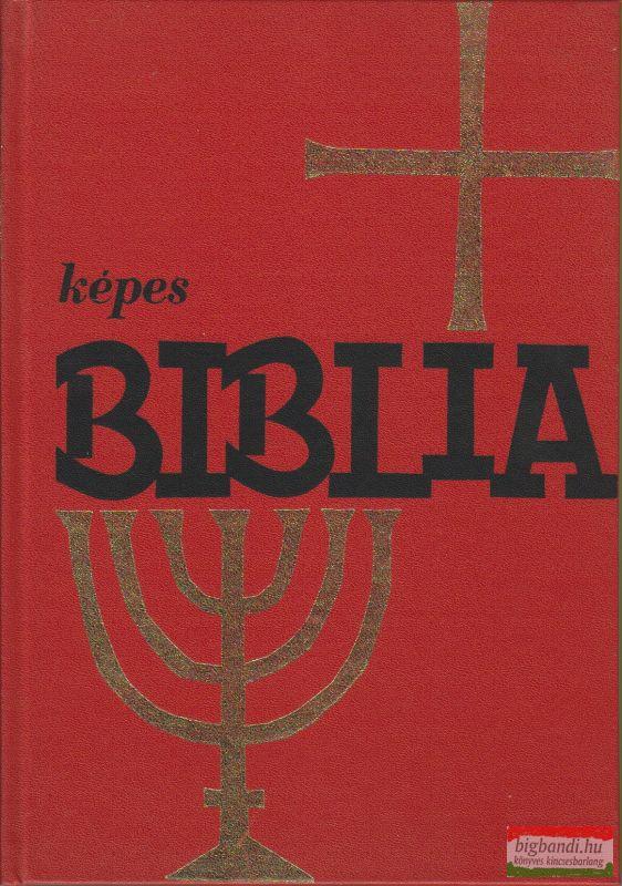 P. Joseph E. Kraus - Dr. Samuel Terrien szerk. - Képes Biblia