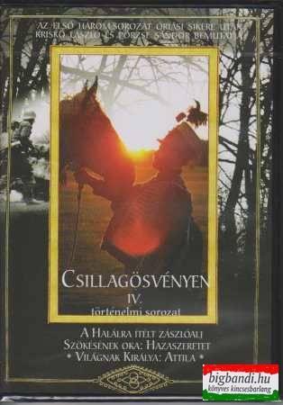 Csillagösvényen IV. DVD