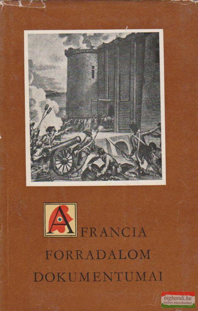A francia forradalom dokumentumai
