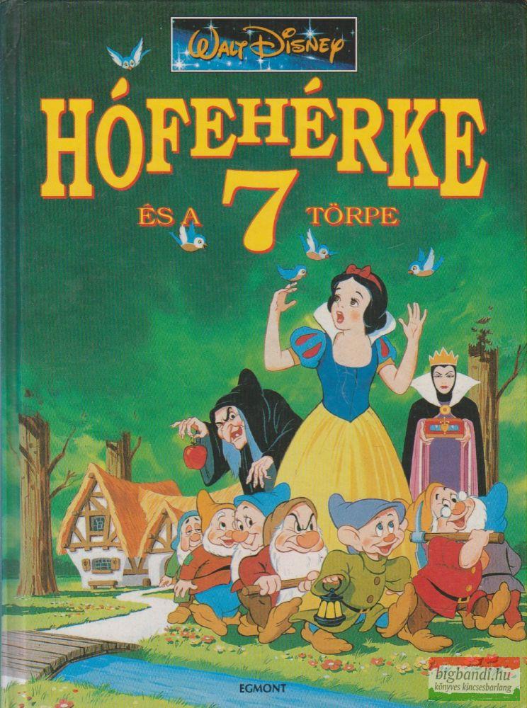 Walt Disney - Hófehérke és a 7 törpe