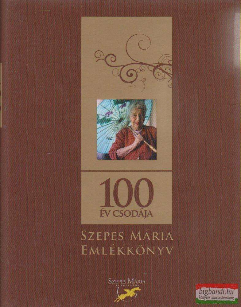 100 év csodája Szepes Mária emlékkönyv