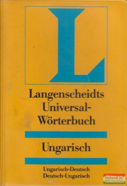 György Darai szerk. - Universal-Wörterbuch - Ungarisch-Deutsch / Deutsch-Ungarisch