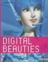 Julius Wiedemann - Digital Beauties - 2D & 3D Computer Generated Digital Models, Virtual Idols and Caracters