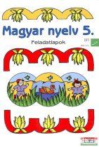 Magyar nyelv 5. feladatlapok