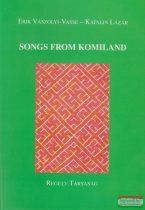Erik Vászolyi-Vasse, Katalin Lázár - Songs from Komiland