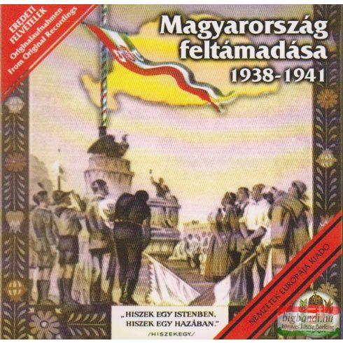 Magyarország feltámadása 1938-1941 CD