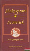 William Shakespeare - Szonettek