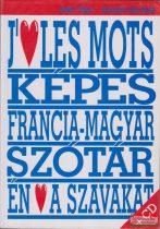 Szeretem a szavakat-képes francia-magyar szótár CD-vel